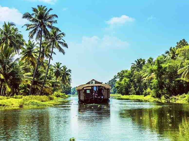 Viaggio in India - Kerala - Backwaters