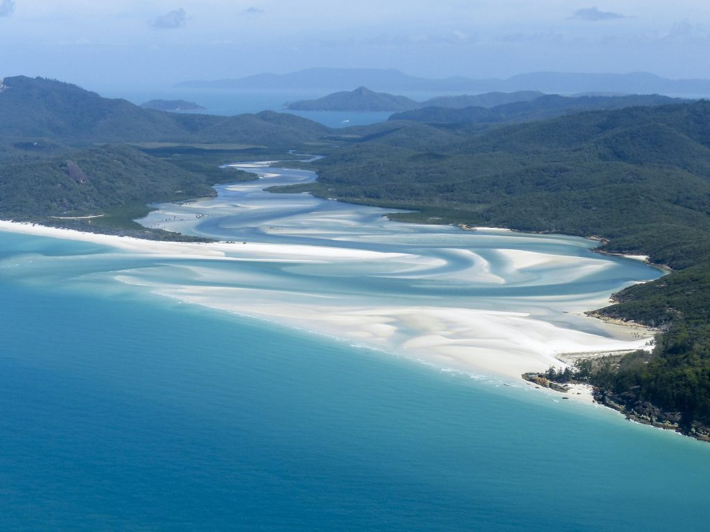 Viaggi in Australia - Whitsunday island - www.viagea.it