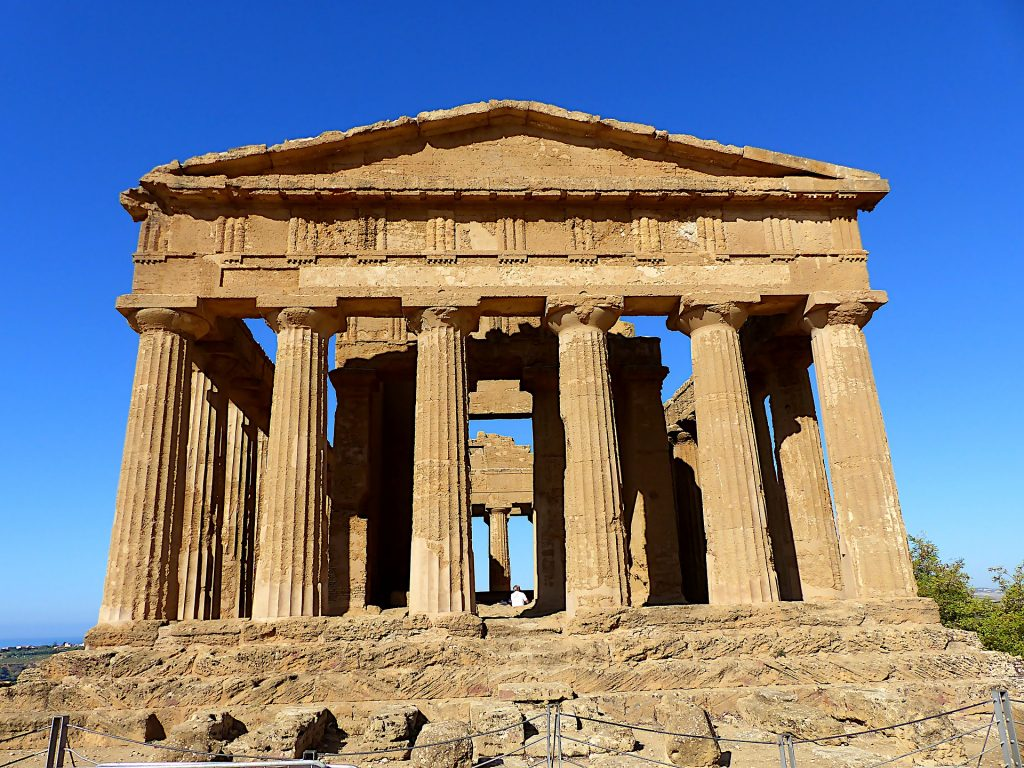 Sicily Greek Temple